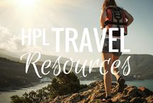 Travel Resource Pages