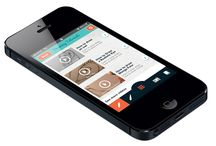 Phone App UI
