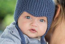 Bebis flicka