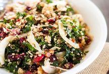 Food: Soups, Stews and Salads
