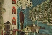 Vintage Interior Editorials