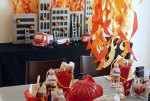 Fireman party inspiration