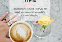 ALL about BLOGGING / Useful information on how to start a blog, how to boost your blog traffic, SEO keyword planning, blogging basics, blogging tips and much more