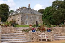 Tredudwell Manor Weddings / Tie the knot on Cornwall's romantic coast. This fabulous Queen Anne manor house has 8 bedrooms and is suitable for both small and large weddings. Find out more about the venue: http://bit.ly/WQqx5u