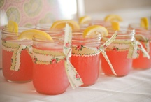 Tea party ideas / by Renee Reese