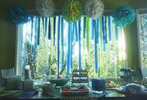 Party Ideas / by Stephanie Wood