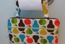 Cloth pads, diapers, tampons, nursing pads and wetbags
