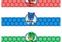 héroes en pijama