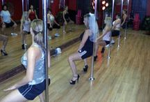 Bachelorette Parties / Pole dancing with your family and friends is a great way to celebrate any special occasion. Remember us for your bachelorette, birthday, ladies night and no reason at all parties!