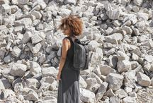 ARCE - ROLLTOP BACKPACK