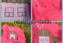 Camisetas patchwork