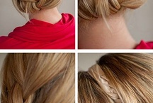 Hair styles / by Dawn Henion-Cueto