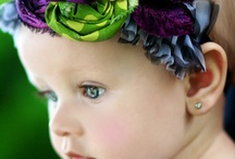 Hair Bows / by Lidia Miller