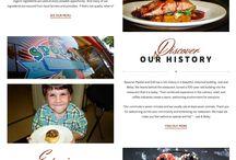 Portfolio / Check out our latest portfolio items, including graphic design, logo design and web design!