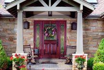 ganek / porch