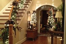 Holiday Decor / Holiday and Christmas decor ideas and inspiration