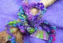 My handmade treasures / Creations from the heart