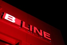 "ROSSO DI SERA / ""Rosso di Sera"" event organised by B-LINE to introduce its new showroom / by B-LINE"