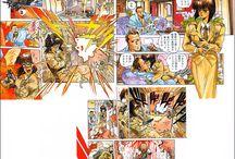 Reference - Manga