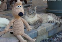 Crochet / Cross-Stitch Patterns