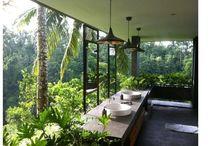 Beautiful outdoor bathrooms