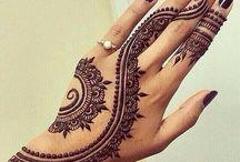 Henna// mehndii
