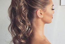 μαλλιά-χτένισματα