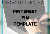 Pinterest for bloggers / Hints and tips for making pinterest benefit your blog and increase your traffic.