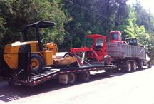 Equipment / Gravel Driveway services works with some of the best equipment in the business. We regularly perform maintenance on our equipment and have 2 crews with skilled operators for all of our machines. Our purpose built, compact grader is one of a kind and allows us to reach and repair areas that typical grading equipment can't.