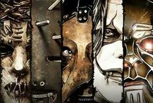 Slipknot / [...if the rain is what you want...] / by Alessandro Bucci