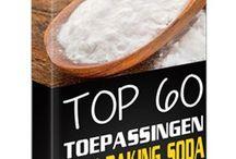 toepassingen van baking soda