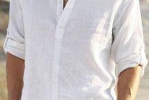 Koszula i kamizelka