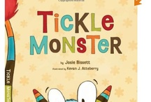 Monster Books / Children's books that feature monsters
