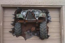 Really Cool Jeep Stuff / by Kaiser Willys Auto Supply