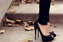 Shoes Glorious Shoes / by CHANTELLE