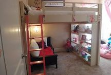 small bed room ideas / by Autumn Joiner