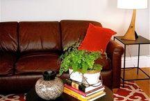 Living Room Lighting / Beautiful Living Room Lighting by Hubbardton Forge. Hand-crafted Fine American made Lighting.