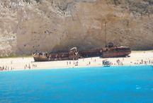 Travelling Around Greece.