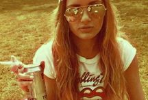 Hippies style