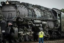 Train - UP - Union Pacific