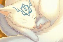 Anime animal