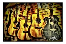Guitar Love / A board dedicated to everything guitars!