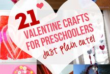 Crafts mothers/fathers/valentines day