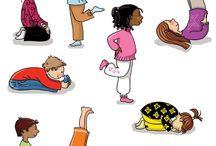 Yoga børn