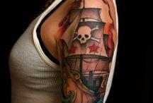 Tattoos<3 / by Sara Snider