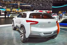 Hyundai Intrado Concept (HED-9)