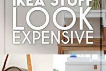IKEA hacks / by Sharon Warren