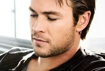 Chris Hemsworth / by Noona Kim