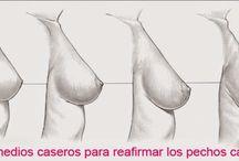 Crema para levantar los senos