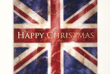 {a very british} christmas